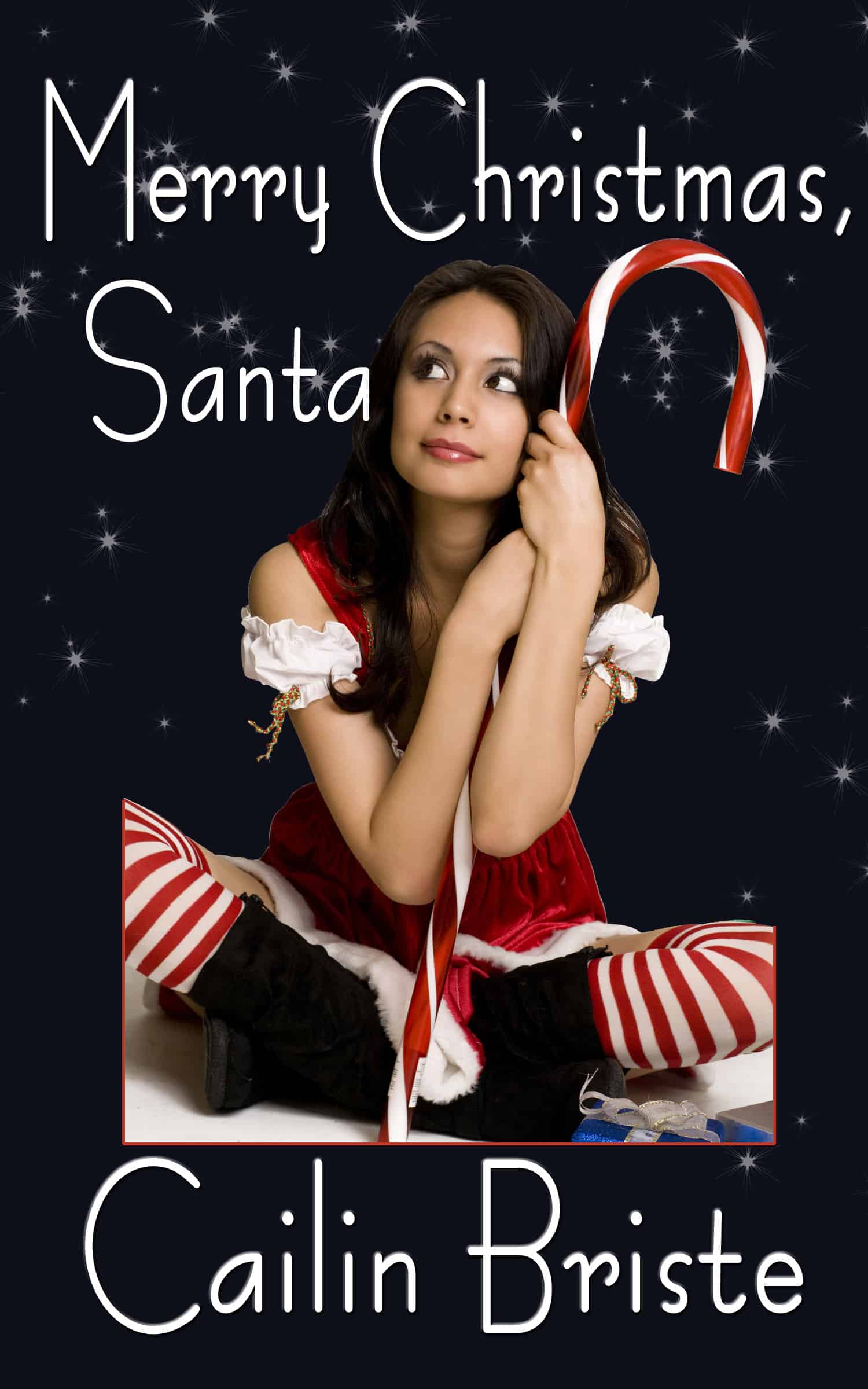Automatically receive access to Merry Christmas, Santa and The Key, #BDSMromance short stories. #scifirom #MFRWauthor @RomWritersBB