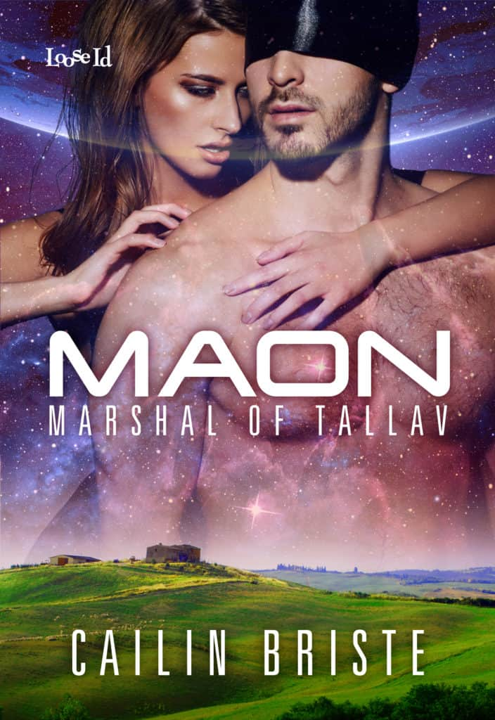Book Cover: Maon: Marshal of Tallav