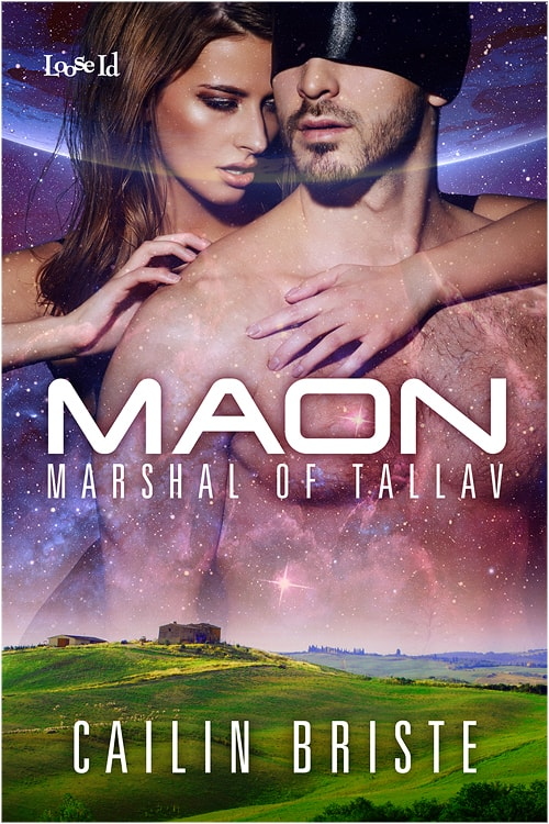 Behind the Book: Maon: Marshal of Tallav by Cailin Briste. 30% Off Sale on the Sons of Tallav science fiction erotic romance series.
