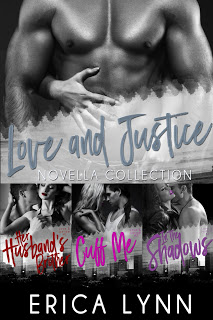 **COMING SOON** Erica Lynn's Love and Justice Novella Series $9.99. #eroticromance #CoverReveal