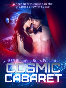 Book Cover: Cosmic Cabaret: Where Hearts Collide in the Greatest Show in Space