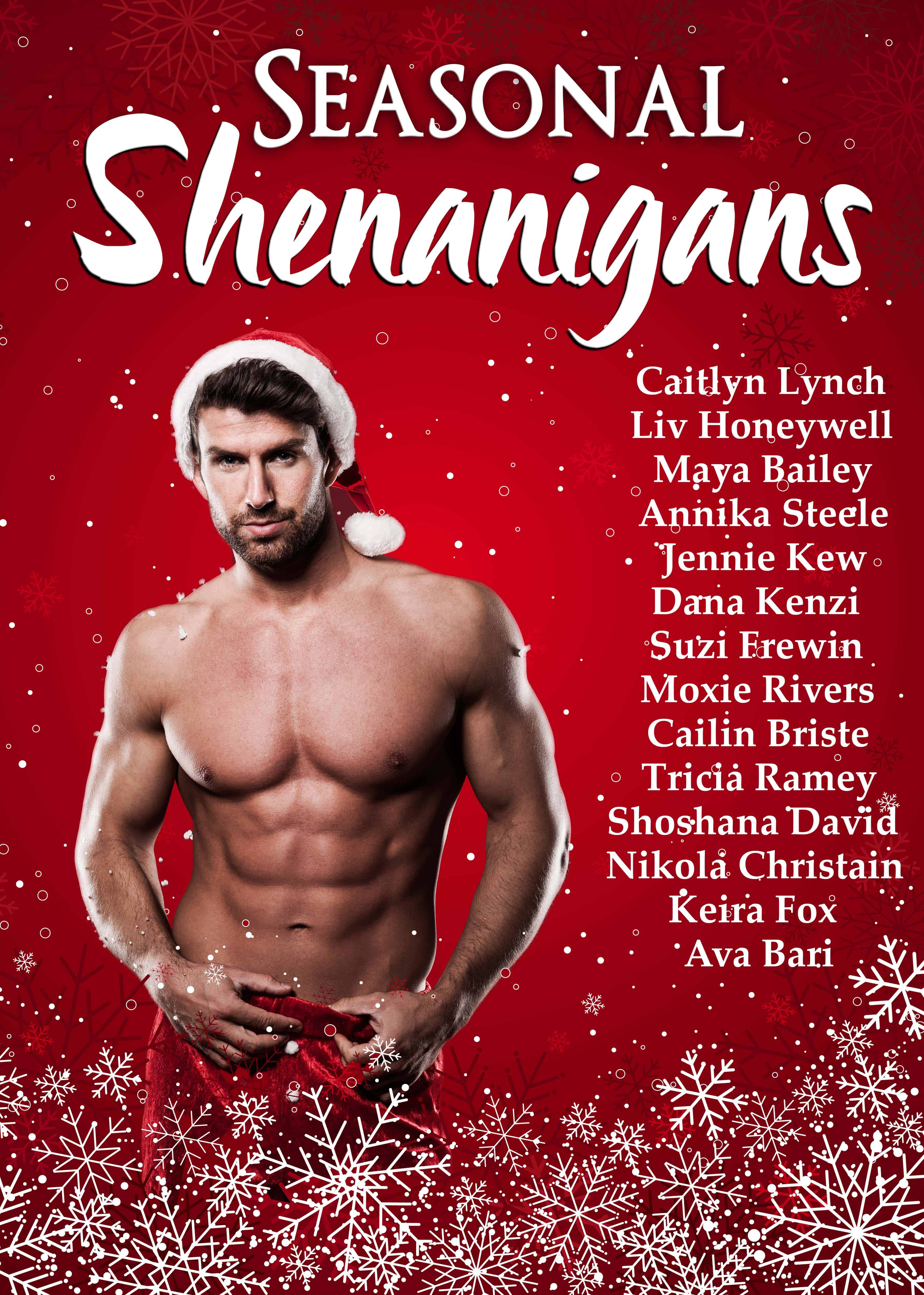 Seasonal Shenanigansreleases December 7. It's currently on pre-order for 99 cents and will remain at that price for the first week. Get you copy right away before the price increases to $4.99. My story in the anthology,A Grease Monkey Christmasis all about two strangers who meet at a spaceport and share Christmas. Cinderella meets her handsome prince but doesn't go to a ball or lose her shoe. Follow the link to read an excerpt.