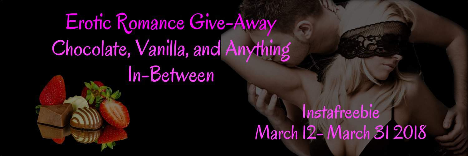 Erotic Romance Giveaway: Chocolate, Vanilla, Rocky Road... pick whatever flavor stimulates your senses and enjoy