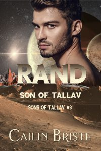 Book Cover: Rand: Son of Tallav