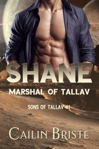 Book Cover: Shane: Marshal of Tallav