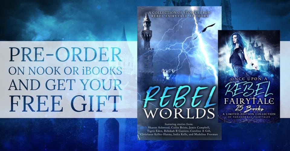 Once Upon a Rebel Fairytale | Cailin Briste Author