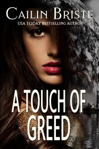 Book Cover: A Touch of Greed