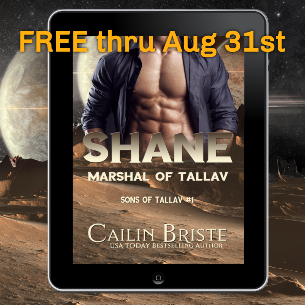 Shane Free thru Aug 31